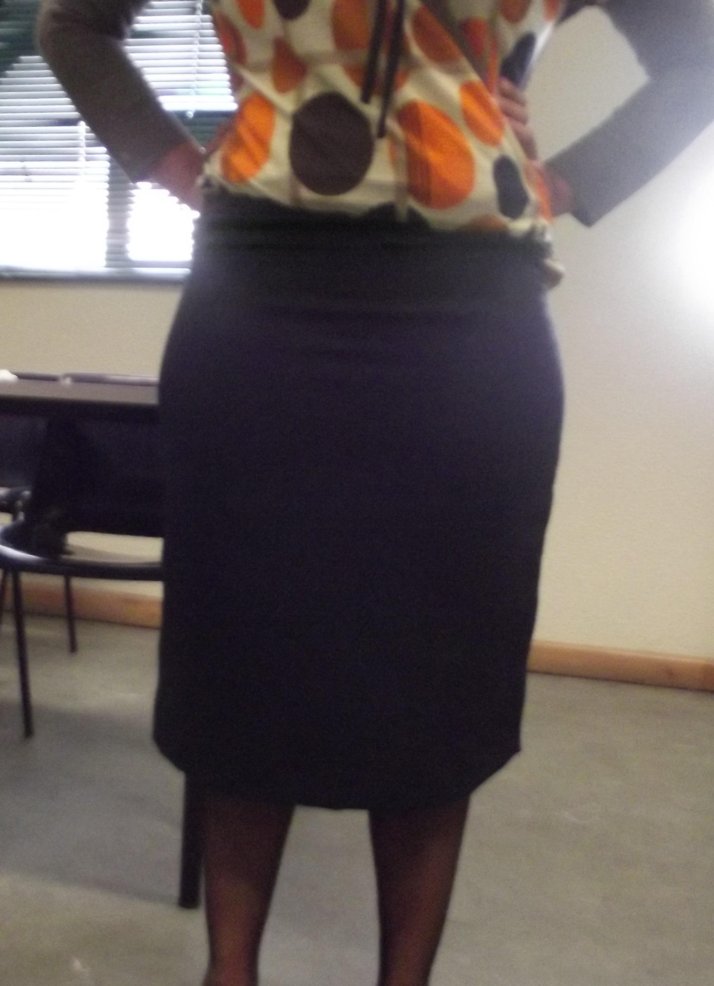 confeção de saia